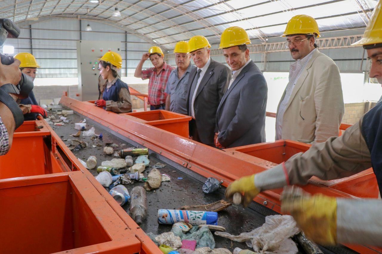 Resultado de imagen para planta de reciclaje tafi viejo